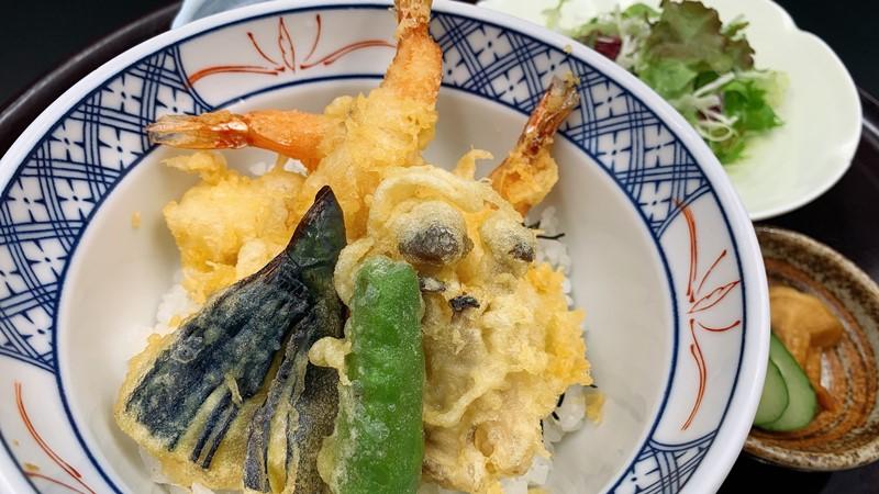 銀座ランチ丼物