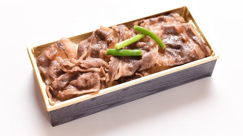 かなわ広島空港牛飯弁当
